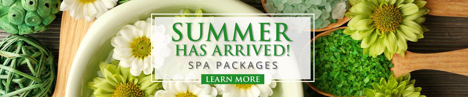 Spa Summer Special